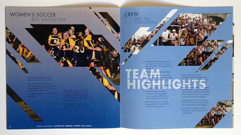 Athletics Annual Report